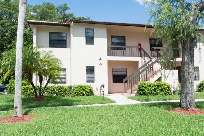 Boca Raton Condo For Sale: 21362 Juego Circle #33-A