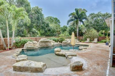 Palm City Single Family Home For Sale: 4264 SW Oakhaven Lane