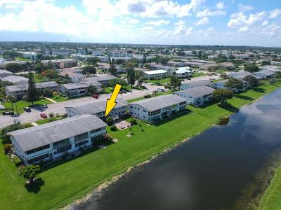 West Palm Beach Condo For Sale: 313 Andover M