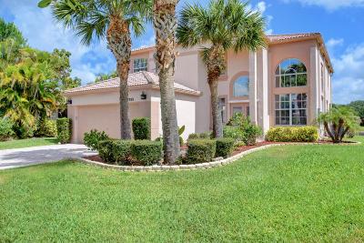 Lake Worth Single Family Home For Sale: 7553 Sally Lyn Lane