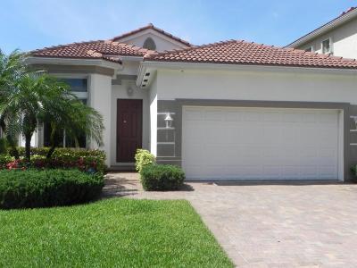 Boynton Beach Single Family Home For Sale: 41 Country Lake Circle