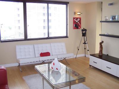 Miami Rental For Rent: 540 Brickell Key Drive #922