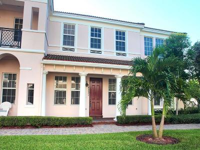 Boca Raton Townhouse For Sale: 8331 NW 8th Terrace