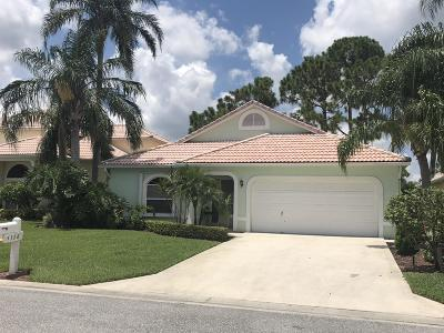 Stuart Single Family Home For Sale: 4328 SE Hopetown Terrace