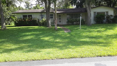 Fort Pierce Single Family Home For Sale: 6710 Samba Street