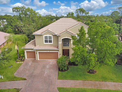 Stuart Single Family Home For Sale: 2224 SW Panther Trace