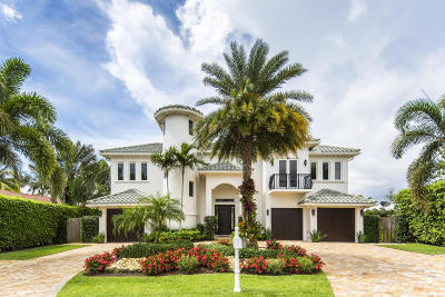 Boca Raton Single Family Home For Sale: 726 Havana Drive