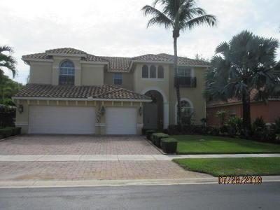 Boynton Beach Single Family Home Contingent: 9905 Coronado Lake Drive