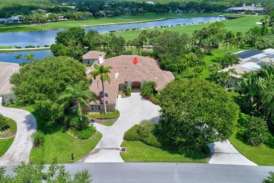 Palm Beach Gardens Single Family Home For Sale: 7481 Marsh Cove