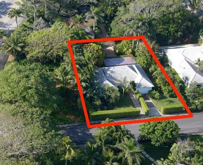 Palm Beach FL Single Family Home For Sale: $2,990,000