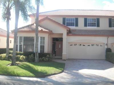 Palm Beach Gardens Rental For Rent: 29 Porta Vista Circle