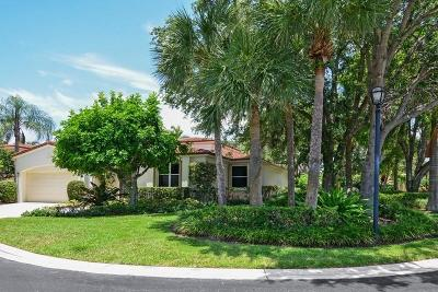 Jupiter Single Family Home For Sale: 3631 Northwind Court
