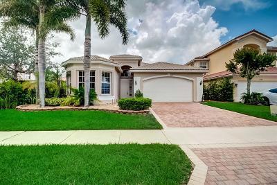 Boynton Beach Single Family Home For Sale: 11372 Sandstone Hill Terrace