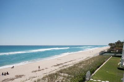 Palm Beach Condo For Sale: 2275 S Ocean Boulevard #301n