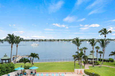 West Palm Beach Condo For Sale: 5200 Flagler Drive #404