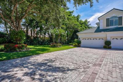 Palm Beach Gardens Condo For Sale: 111 Palm Point Circle #C