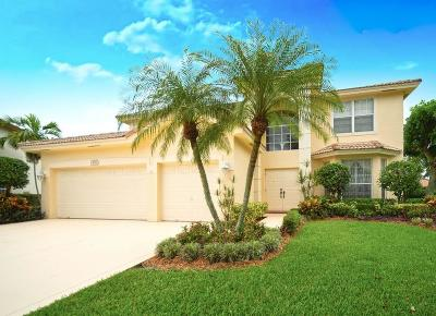 Jupiter Single Family Home For Sale: 495 Pelican Lane S