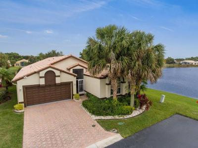 Boynton Beach Single Family Home For Sale: 6456 Placid Lake Lane