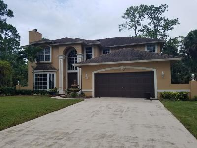 Loxahatchee Single Family Home For Sale: 14540 62nd Court