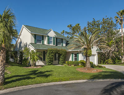 Vero Beach Single Family Home Contingent: 1315 Poseidon Point