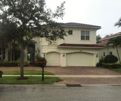 Lake Worth Single Family Home For Sale: 3277 Lago De Talavera