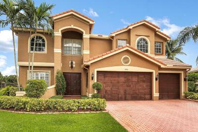Boca Raton Single Family Home For Sale: 11906 Preservation Lane