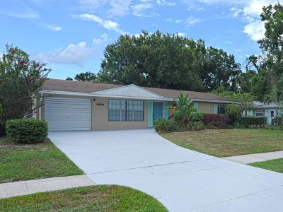 Vero Beach Single Family Home Contingent: 2126 32nd Avenue