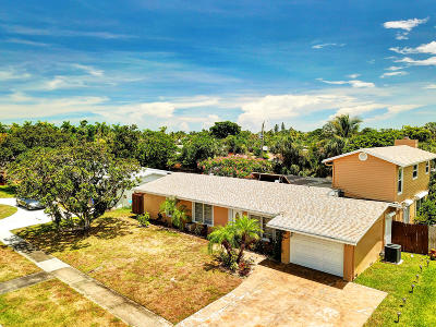 Deerfield Beach Single Family Home For Sale: 1002 SE 4th Court