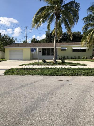 Deerfield Beach Single Family Home For Sale: 219 SE 11th Street