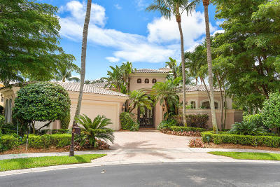 Delray Beach Single Family Home Contingent: 7342 Sarimento Place