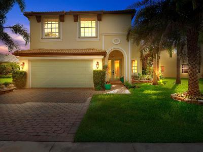 Port Saint Lucie Single Family Home For Sale: 11760 SW Bennington Circle