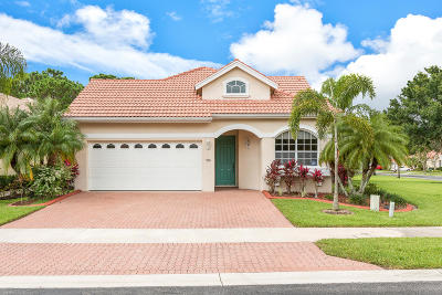 St Lucie County Single Family Home Contingent: 910 SW Munjack Circle
