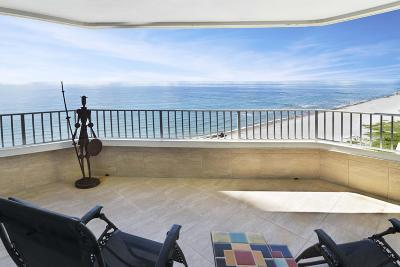 Boca Raton Condo Sold: 500 S Ocean Boulevard #1106