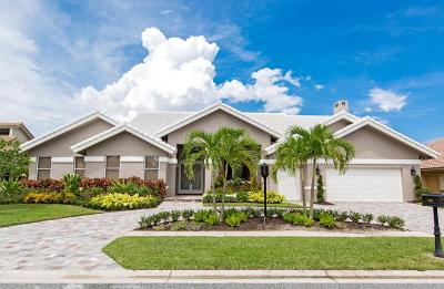 Boca Raton Single Family Home For Sale: 7841 Afton Villa Court