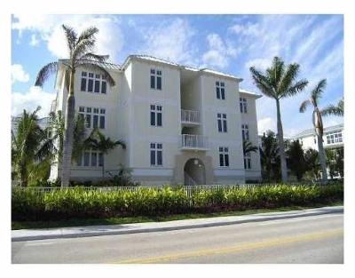 Palm Beach Shores Rental For Rent: 178 Lake Drive #4202