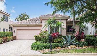 Boca Raton Single Family Home For Sale: 7081 Mallorca Crescent