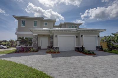 Delray Beach Single Family Home For Sale: 1519 NE 2nd Avenue