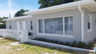 Juno Beach Rental Contingent: 1820 Redbank Road #3