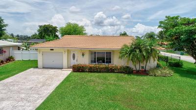 Single Family Home Sold: 8013 NW 102nd Way