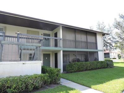Jupiter Condo Contingent: 6468 Chasewood Drive #F
