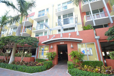 Delray Beach Condo For Sale: 180 NE 4th Avenue #408