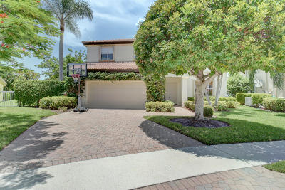 Boca Raton Single Family Home For Sale: 18616 Sea Turtle Lane