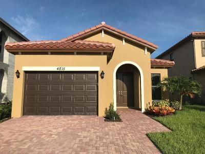 Tamarac Single Family Home For Sale: 4815 NW 51st Terrace