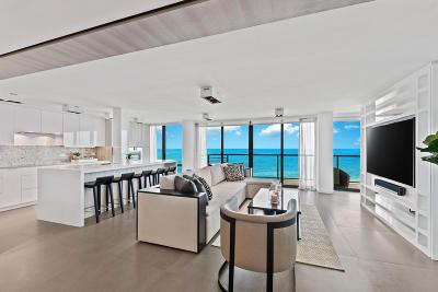 Boca Raton Condo Sold: 250 S Ocean Boulevard #4a