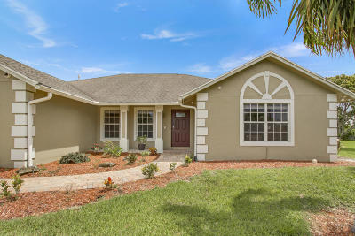 Loxahatchee Single Family Home For Sale: 16784 Hamlin Boulevard