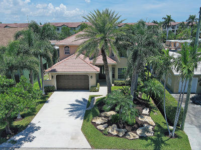 Delray Beach Single Family Home For Sale: 917 Turner Road
