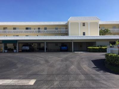 Tequesta Condo Contingent: 100 Waterway Road #E104