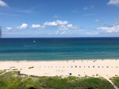 Singer Island Condo For Sale: 3000 Ocean Drive #16-D
