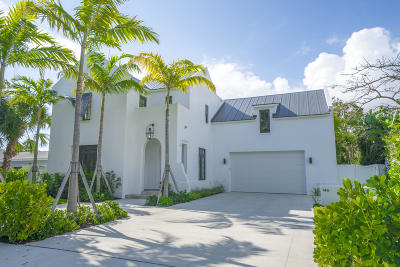 West Palm Beach Single Family Home For Sale: 146 Seville Road