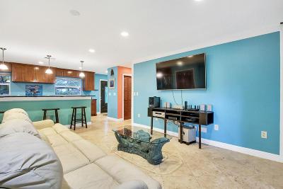 Jupiter Single Family Home For Sale: 4979 Tequesta Drive